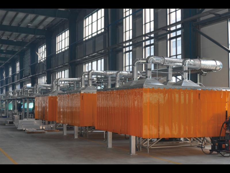 集中式焊接烟尘净化系统